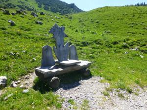Wussten Sie, dass Sie entlang des Salzburger Almenweges wandern?