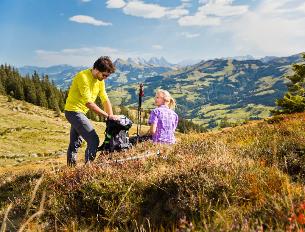 Wandern in Brixen, Nähe Wiegalm, © Mirja Geh, eye5