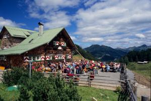 Südwienerhütte obert.