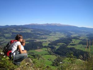 Blick Seetaler Alpen, © Naturpark Zirbitzkogel-Grebenzen
