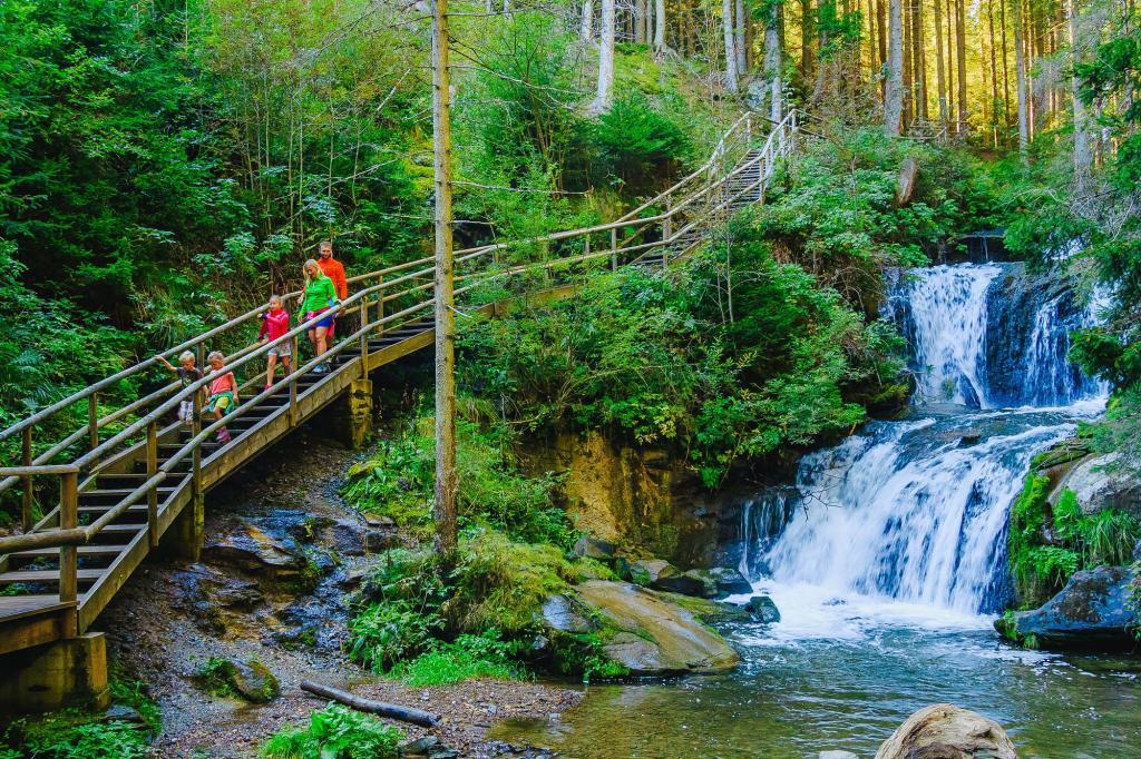 Durch die Graggerschlucht, © TVB Naturpark Zirbitzkogel-Grebenzen, Mediadome