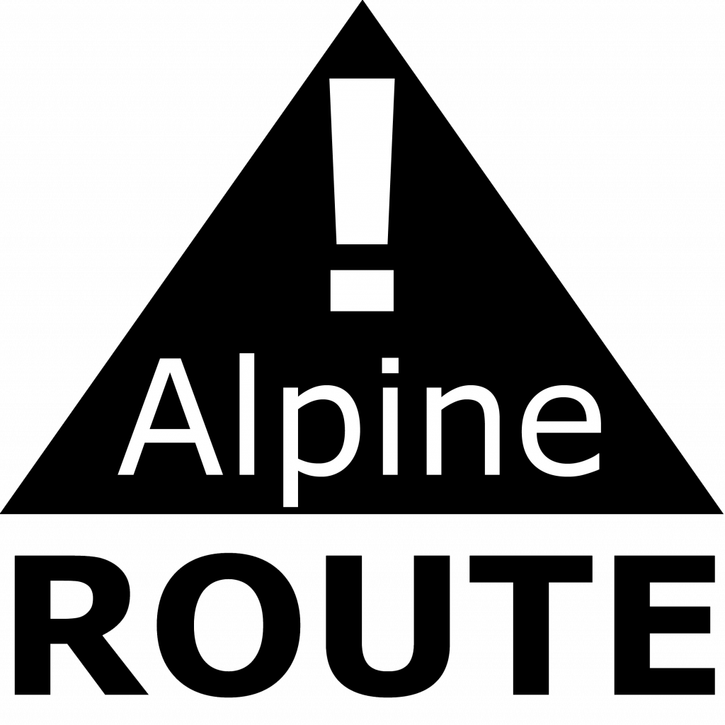 Alpine_Route