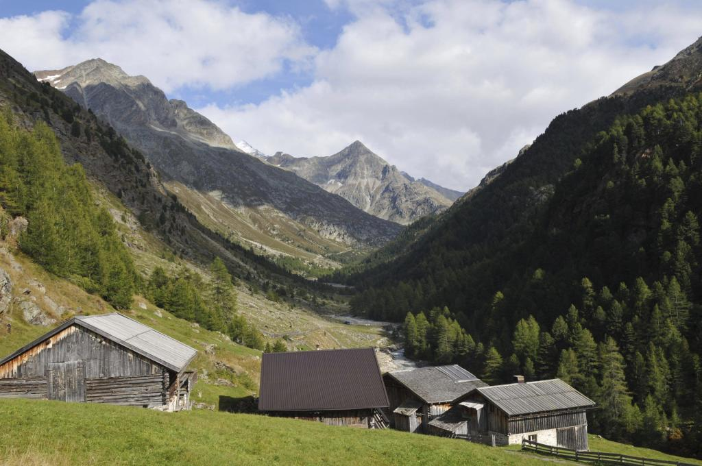 Fiegls Hütte, © Ötztal Tourismus, Stefan Herbke