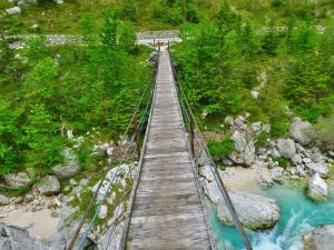 Hängebrücke, © Karmen Nahberger