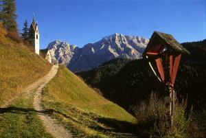 St. Barbara Kirche© La Val