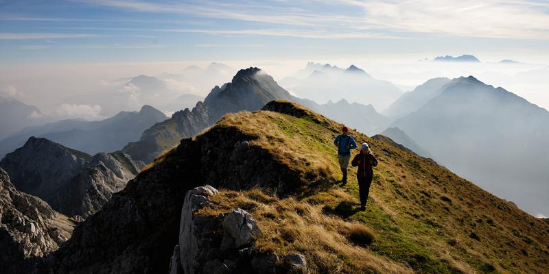 Kammwanderung, Foto von Wolfgang Ehn