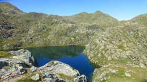 Die Aussicht auf den Schwarzsee kann hier sehr genossen werden
