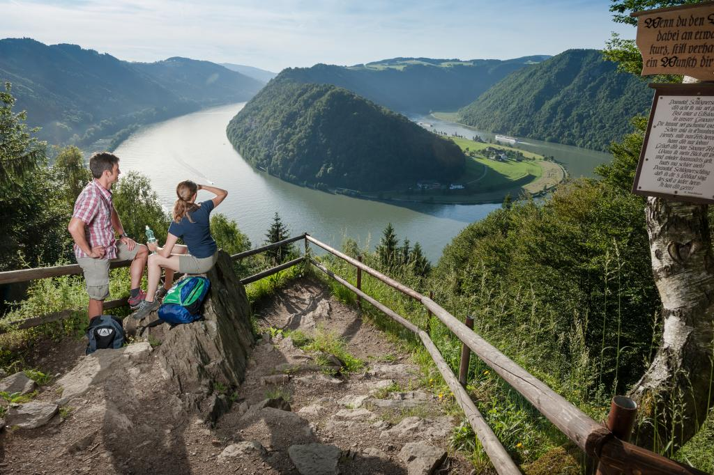 Donausteig_Schlögener Schlinge©WGD Donau Oberösterreich Tourismus GmbH-Hochhauser_RH75256