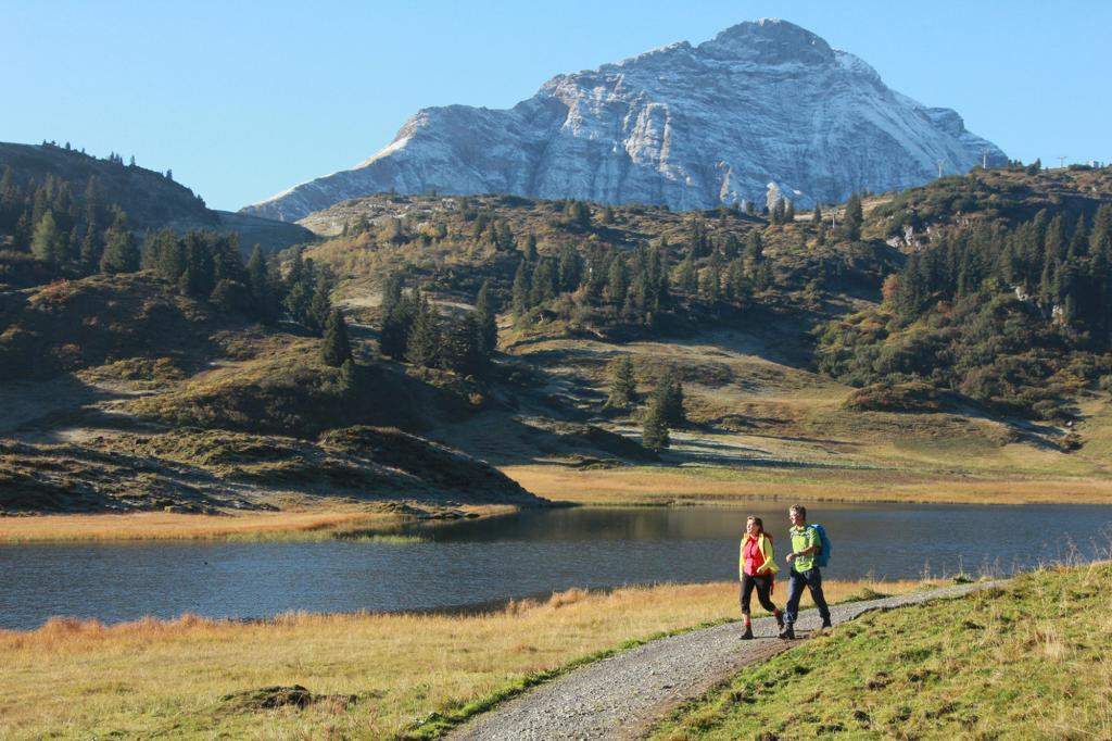 Herbst am Lechweg ®Gerhard Eisenschink