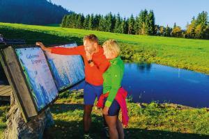 Via Natura fürs Wochenende(c) TVB Naturpark Zirbitzkogel-Grebenzen