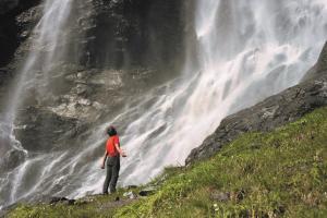 Wasserfall_ Alpe Adria Trail © Alpe-Adria-Trail