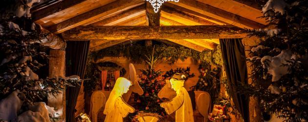 Weihnachtsidylle in Filzmoos, © Coen Weesjes