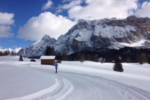 Winterwandern Tru di Pra