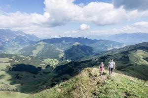 Wandern am Königsweg, © Hochkönig Tourismus GmbH