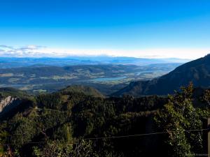 Aussicht am Panoramaweg Südalpen, © Andreas Kranzmayr