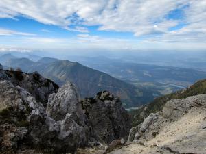 Panoramaweg Südalpen, Berge zum Klettern und Ausblick, © Andreas Kranzmayr