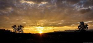 Sonnenuntergang, © Andreas Kranzmayr