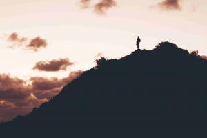 silhouette_weitwandern©pixabay