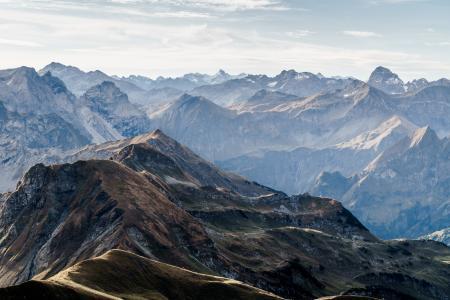 Allgäuer Alpen Oberstdorf