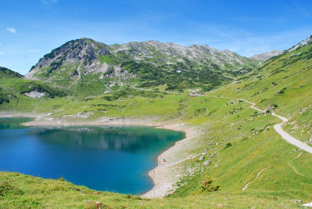 Lechweg Tirol