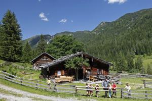 Hüttenwanderung am Salzburger Almenweg, Fallhausalm Etappe Nr. 25 ©H. Raffalt