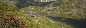 Schladminger Tauern Höhenweg_Hüttenwanderung_Ignatz Mattis Hütte©Herbert Raffalt,
