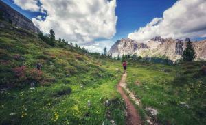 Weitwandern entlang der Dolomiten, Südtirol©pixabay