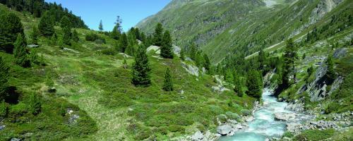 Ötztal_Weg zur Siegerlandhütte_Sommer_Sölden©Ötztal Tourismus, Benedikt Steiner