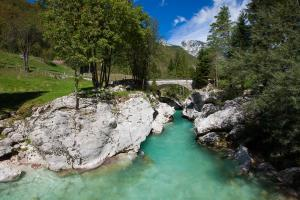 E24 Soca © Slowenien Tourismus