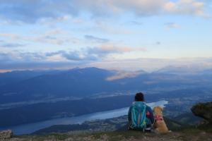 Weitwandern mit Hund © Karmen Nahberger