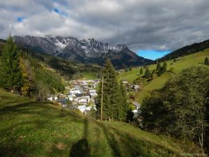 Wandern in Dienten, Andreas Kranzmayr