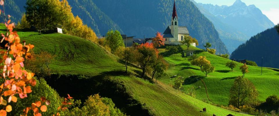 Ötztaler Urweg – Goldener Herbst in den Ötztaler Alpen | Das