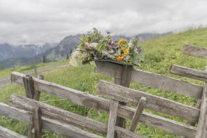 aussicht-buerglalm ach du grüne Neune © Nicola Woisetschläger, Hochkönig Tourismus GmbH