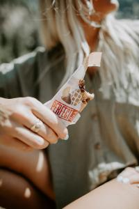 Perfekter Snack © Unsplash
