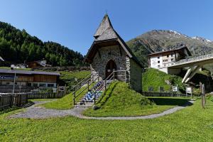 Die Bergsteigerkapelle in Vent © Anton Brey, Ötztal Tourismus