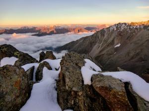 Die Weite der Südtiroler Bergwelt © Pfronten Tourismus
