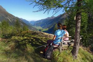 blick-nach-laengenfeld _Ötztal © Ötztal Tourismus