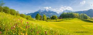 Nationalpark Berchtesgaden Salzburg © shutterstock