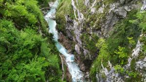 Tolmin Gorge Slowenien ©shutterstock
