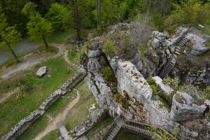 Ruine Weißenfels © Thorsten Hoyer