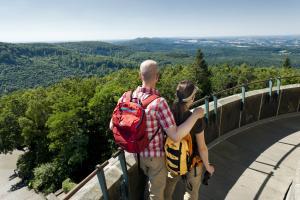 Blick vom Hermannsdenkmal © Tourismus Andreas Hub